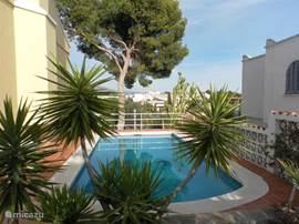 Kom tot rust of maak juist veel plezier in het privé zwembad naast de villa en het terras...