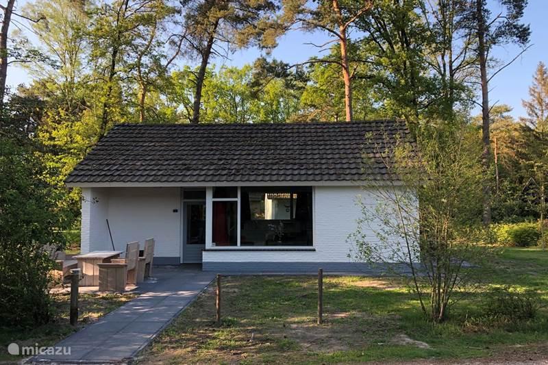 Vakantiehuis Nederland, Limburg, Stramproy Bungalow 't Vosseven vrijstaand 3 persoons