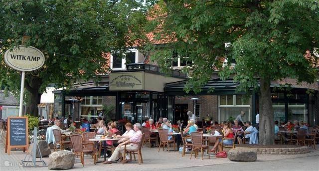 Restaurants/uitgaanscentra