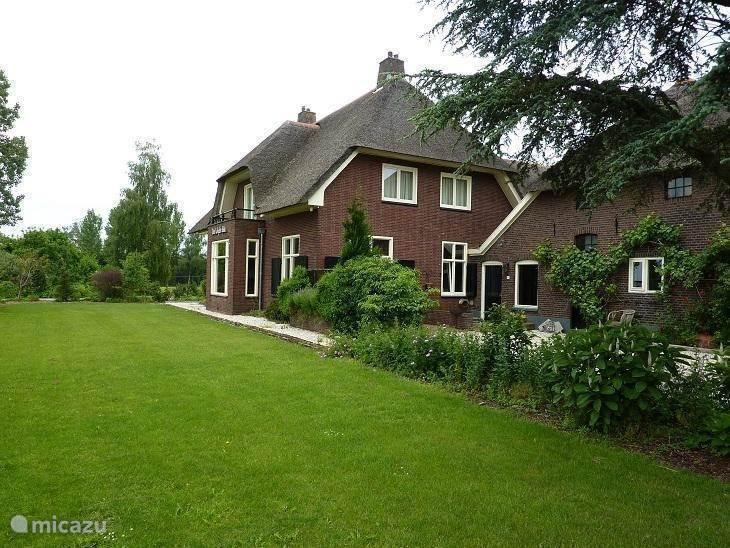 Vacation rental Netherlands, Gelderland, Laren farmhouse De Wijde Blik