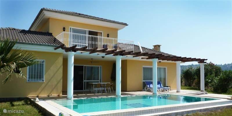 Vakantiehuis Turkije, Egeïsche Zee, Kusadasi Villa Luxe villa met privacy