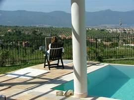 De villa heeft de beste ligging op het park en daardoor niet alleen het beste uitzicht,maar ook de meeste privacy.
