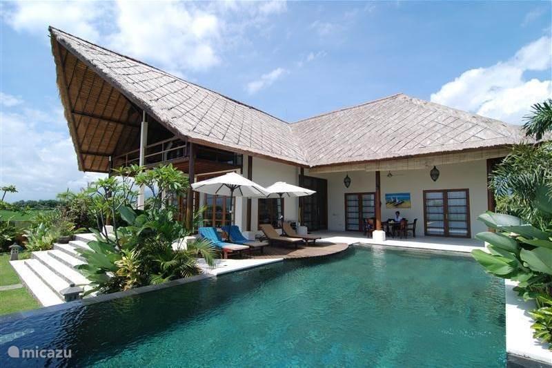Bali House Design Pool