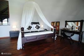 Bovenste riante slaapkamer