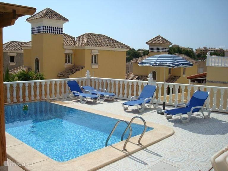 Vakantiehuis Spanje, Costa Blanca, Orihuela Costa Vakantiehuis Casa Eva