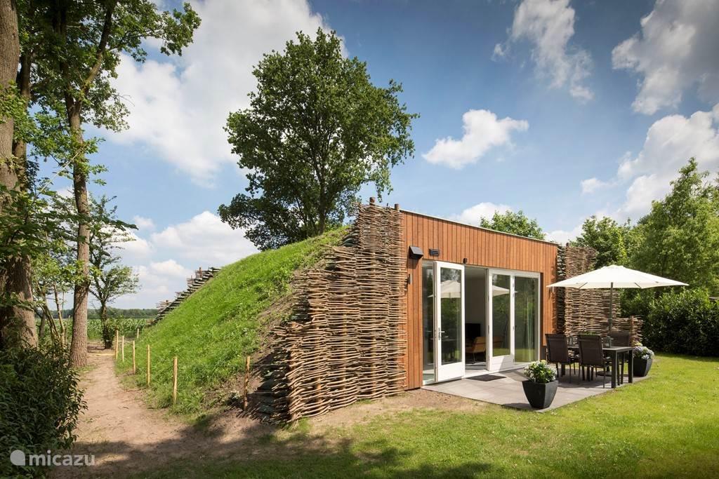 Vakantiehuis Nederland, Noord-Brabant, Chaam - bungalow Bungalow 38 Onderlandhuis Nieuw!