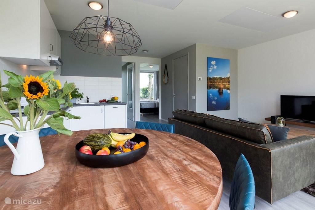 Vakantiehuis Nederland, Noord-Brabant, Chaam Bungalow Bungalow 38 Onderlandhuis Nieuw!