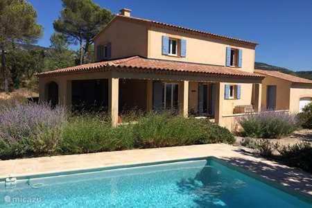 Ferienwohnung Frankreich, Vaucluse, Saumane-de-Vaucluse villa Provence, Les Demeures du Luc
