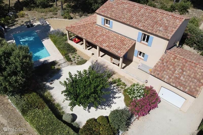 Vakantiehuis Frankrijk, Vaucluse, Saumane-de-Vaucluse Villa Provence, Les Demeures du Luc