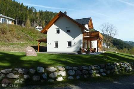 Vacation rental Austria, Carinthia, Kirchbach holiday house Villa Vicana!Four seasons beautiful!
