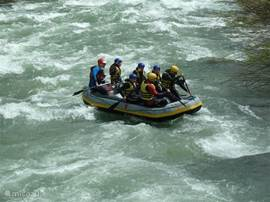 Rafting on the Gail!