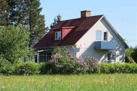 Vakantiehuis Zweden – vakantiehuis vakantiewoning 'de Witte Wolf'