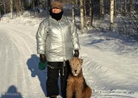 Hond mee op reis naar Zweden. Vanaf 2012 zijn de regels aanmerkelijk versoepeld.