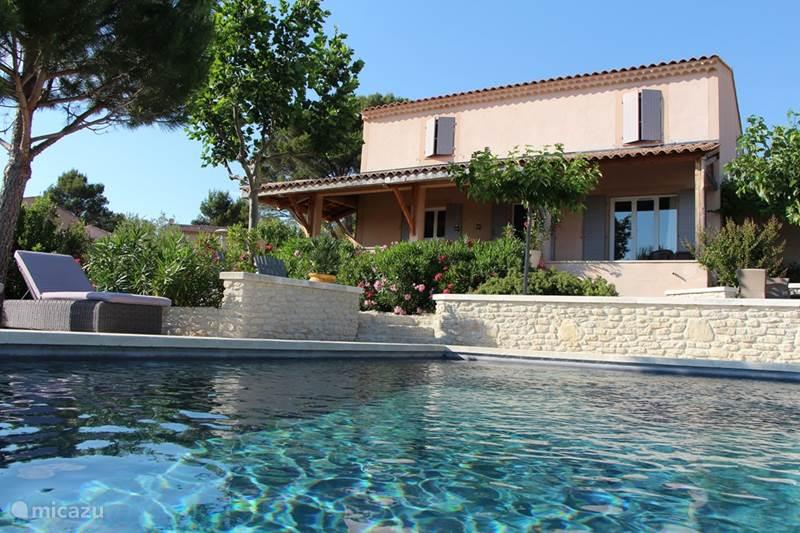 Vakantiehuis Frankrijk, Vaucluse, Saumane-de-Vaucluse Villa LDDL106