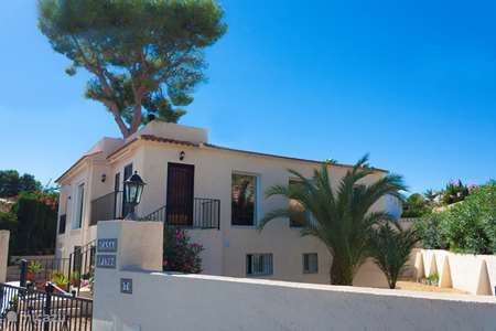 Vacation rental Spain, Costa Blanca, Alfáz del Pi villa Casa Pino