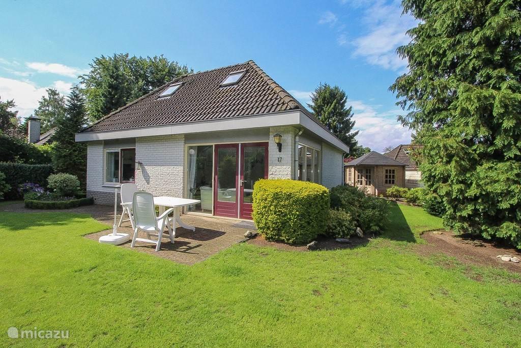Vakantiehuis Nederland, Gelderland, Garderen bungalow De Oase