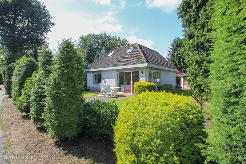 bungalow de oase in garderen gelderland niederlande
