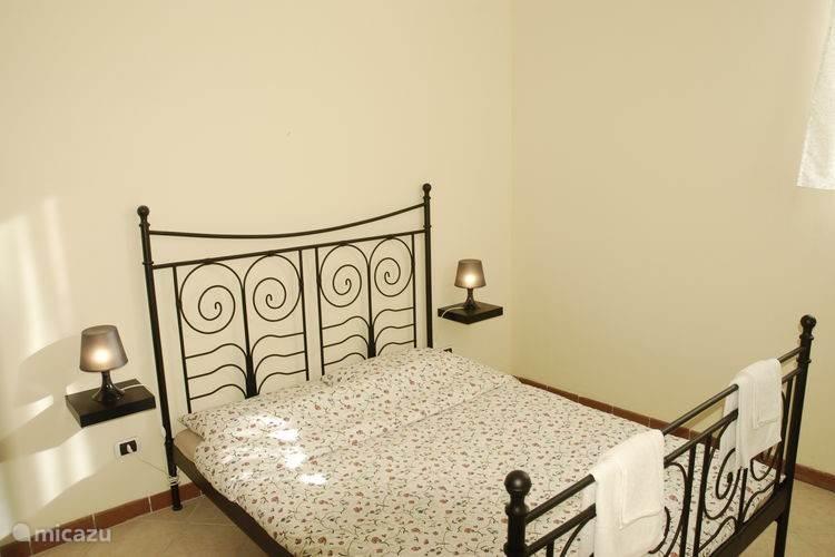 Appartement 2: Tweede slaapkamer