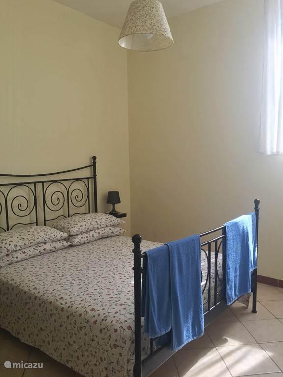 Appartement 2: nog een foto van de tweede slaapkamer