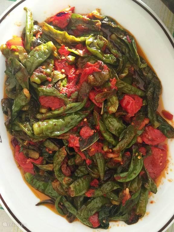 Homemade Italiaanse maaltijden worden op verzoek speciaal en vers voor u gemaakt!