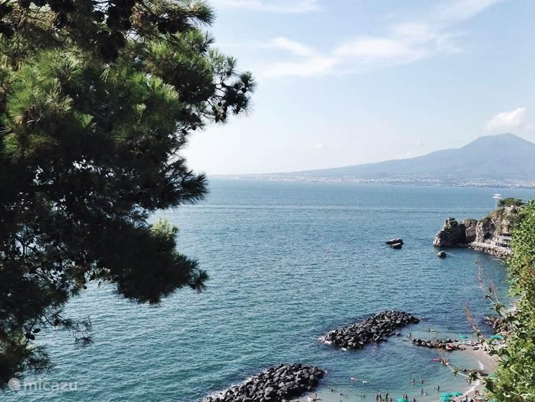 Castellammare - kustgebied dat op 10/15 min rijden ligt van Trecase