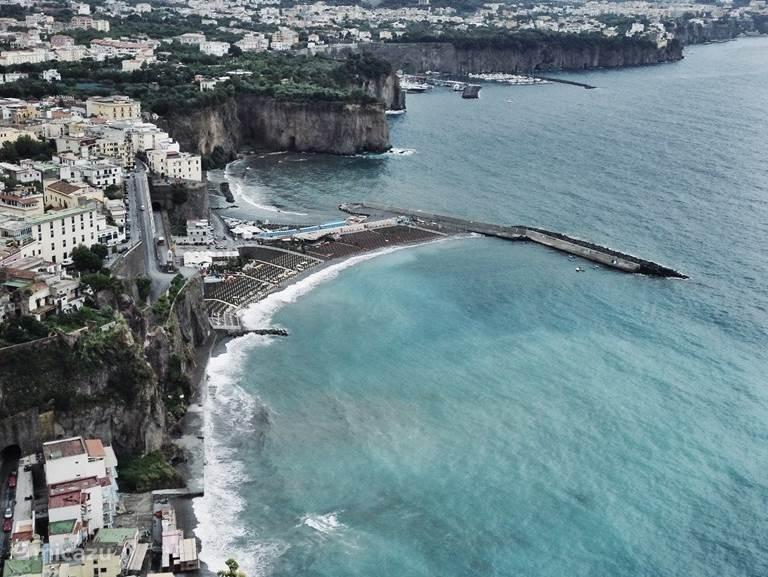 Sorrentijnse kust - begint op 20 min rijden van Trecase
