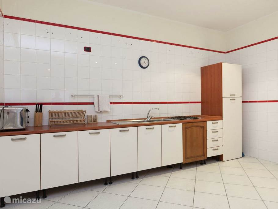 Appartement 1: Keuken