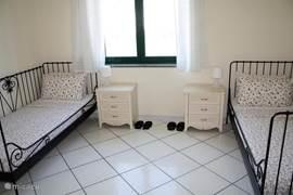 Appartement 1: Tweede slaapkamer