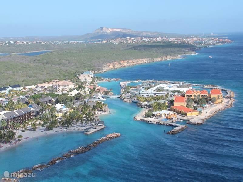 Vakantiehuis Curaçao, Banda Ariba (oost), Bapor Kibra vakantiehuis Ocean Garden