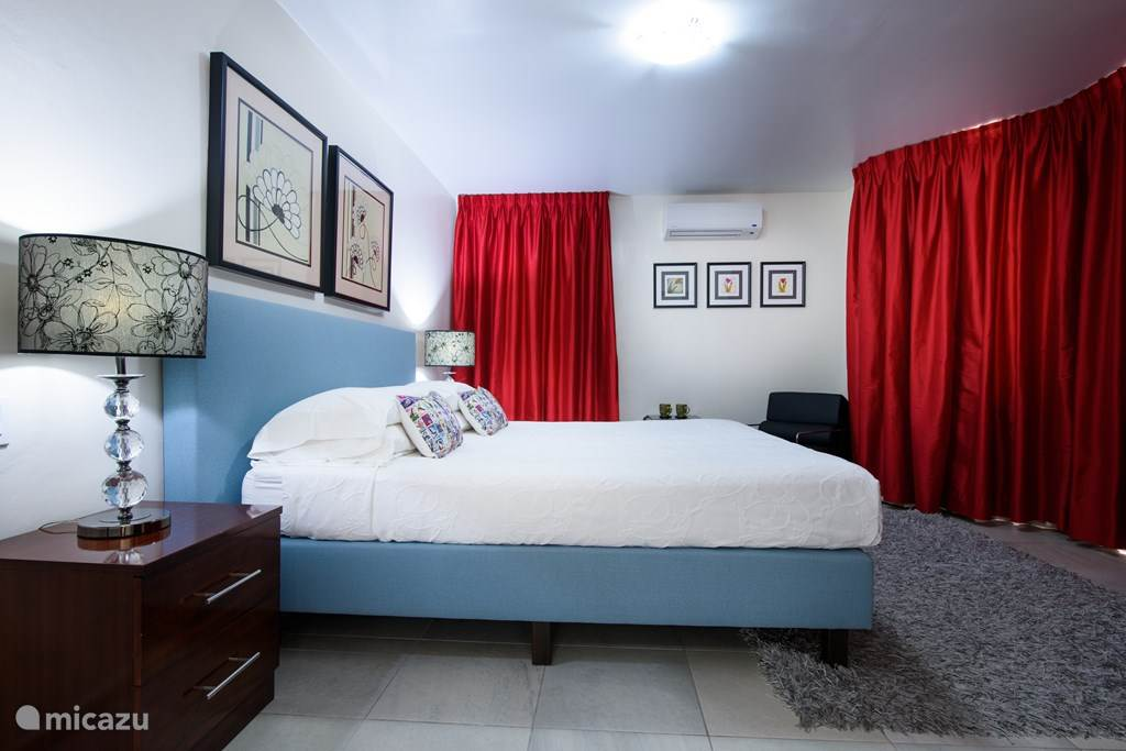 Vacation rental Curaçao, Banda Ariba (East), Bapor Kibra Holiday house Ocean Garden