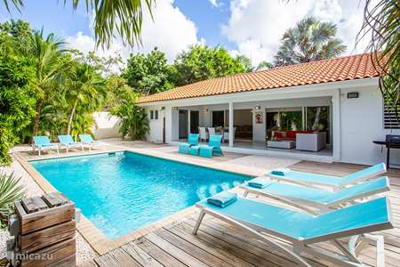 Vakantiehuis Curaçao, Banda Ariba (oost), Jan Thiel villa TIP!! Villa Dushi Korsou