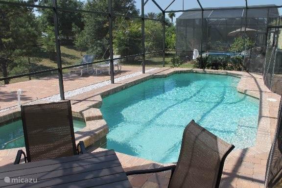 Vakantiehuis Verenigde Staten, Florida, Davenport Villa Florida Vakantiehuis