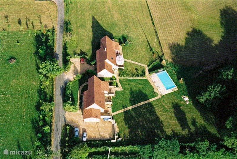 Vakantiehuis Frankrijk, Dordogne, Hautefort villa Villa Les Vues - Gites Dordogne