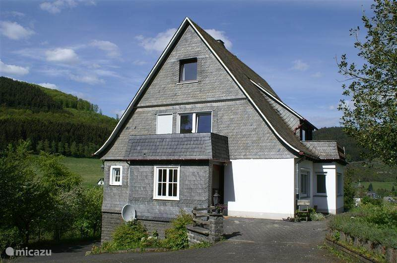 Vacation rental Germany, Sauerland, Schmallenberg holiday house Haus am Lenne Holiday home Sauerland