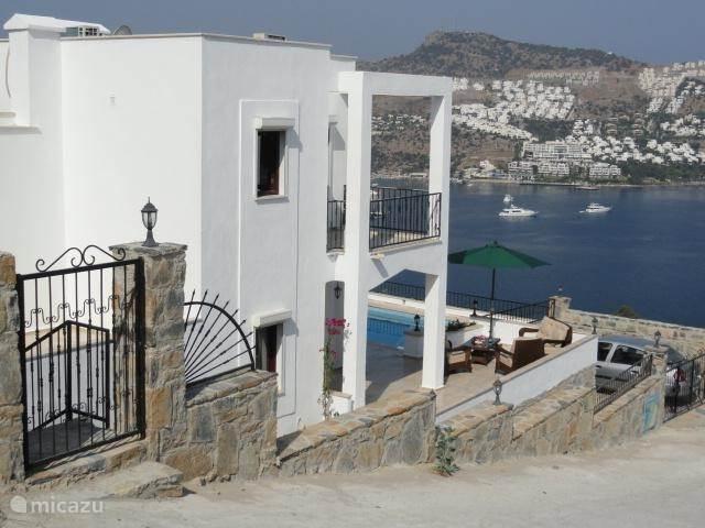 Vacation rental Turkey, Aegean Sea, Gündogan - villa Villa Helena