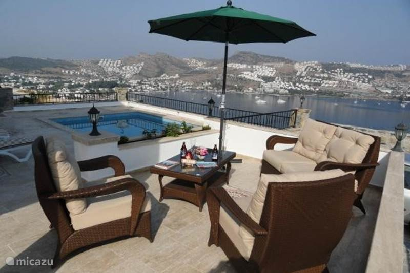 Vakantiehuis Turkije, Egeïsche Zee, Gündogan Villa Villa Helena