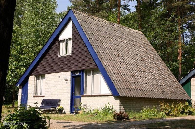 Vacation rental Netherlands, Limburg, Herkenbosch bungalow Oberon