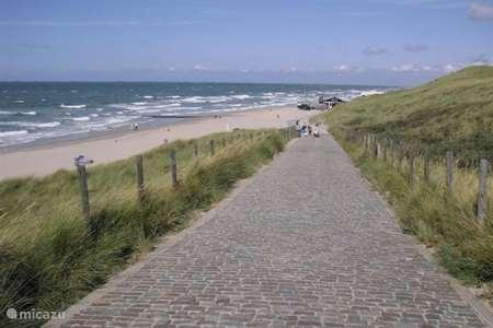 Vakantiehuis Nederland, Zuid-Holland, Den Haag - appartement Stad en Zee