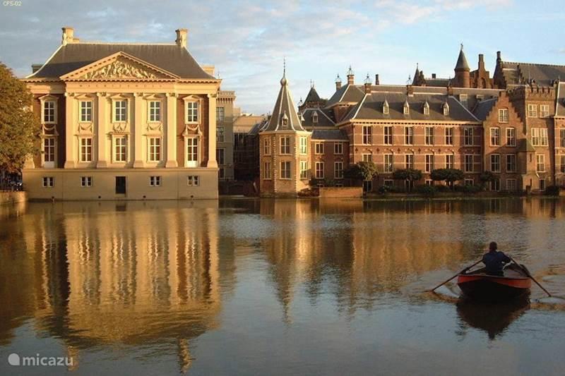 Vakantiehuis Nederland, Zuid-Holland, Den Haag Appartement Stad en Zee