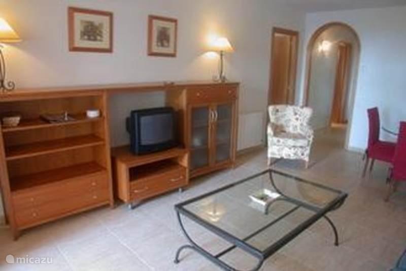 Vakantiehuis Spanje, Costa Dorada, L'Hospitalet de l'Infant Appartement Appartement gelijk aan het strand