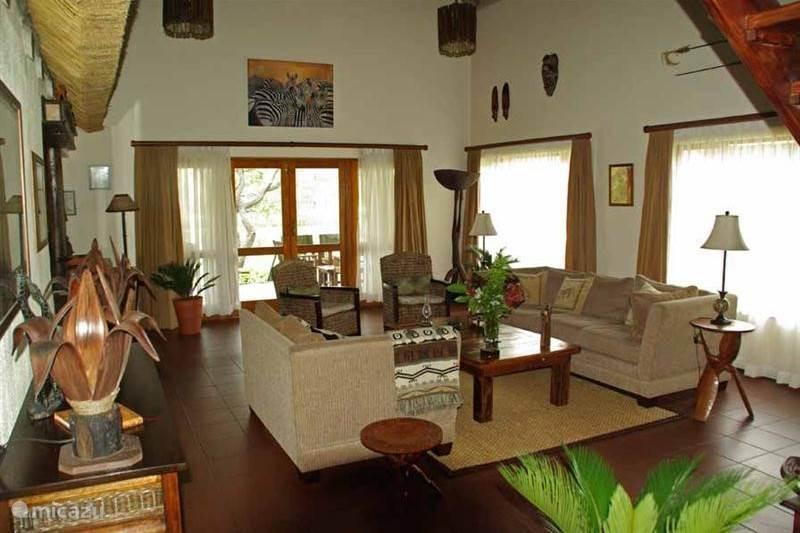 Vacation Rental South Africa Limpopo Phalaborwa Holiday House KRUGER ESTATE WILD OLIVE KRUGERPARK