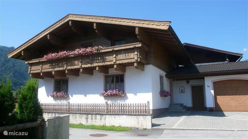 Vacation rental Austria, Salzburgerland, Bramberg Am Wildkogel chalet Chalet Bramudo