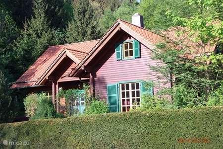 Vakantiehuis Duitsland – villa Intimis (villa + saunachalet)