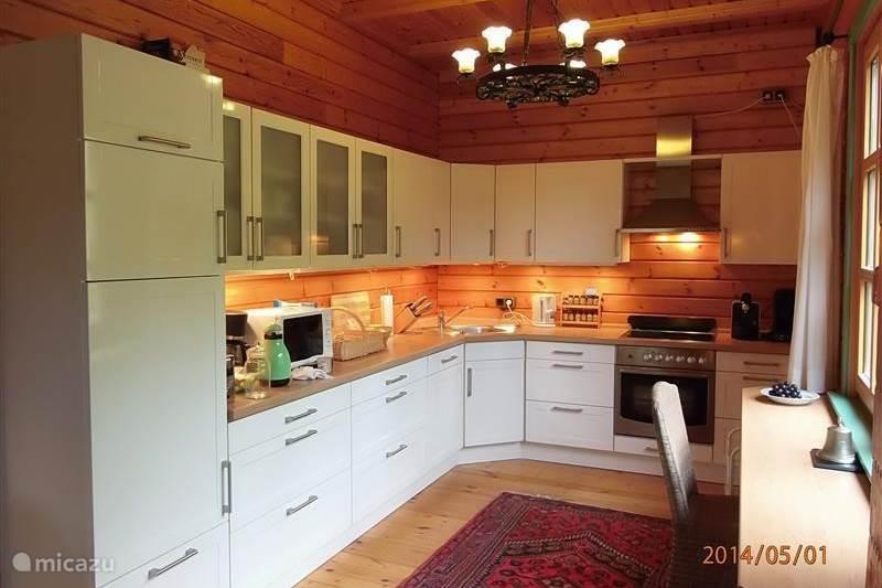 Vakantiehuis Duitsland, Harz, Bad Grund Villa Intimis (villa + saunachalet)