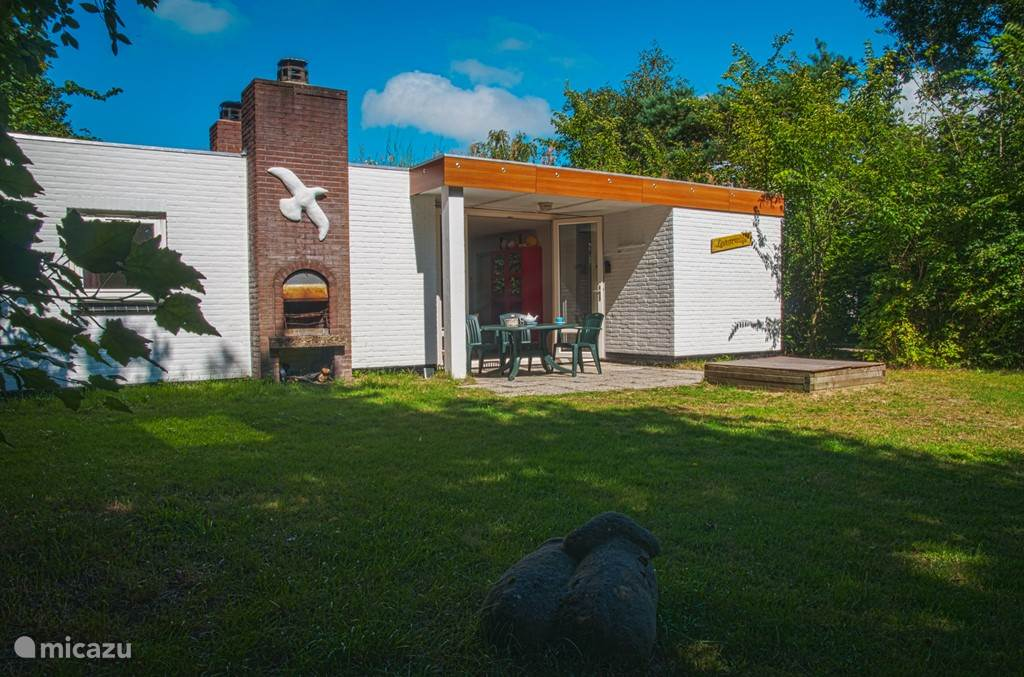 Vakantiehuis Nederland, Texel, De Koog bungalow Leeuwwitje
