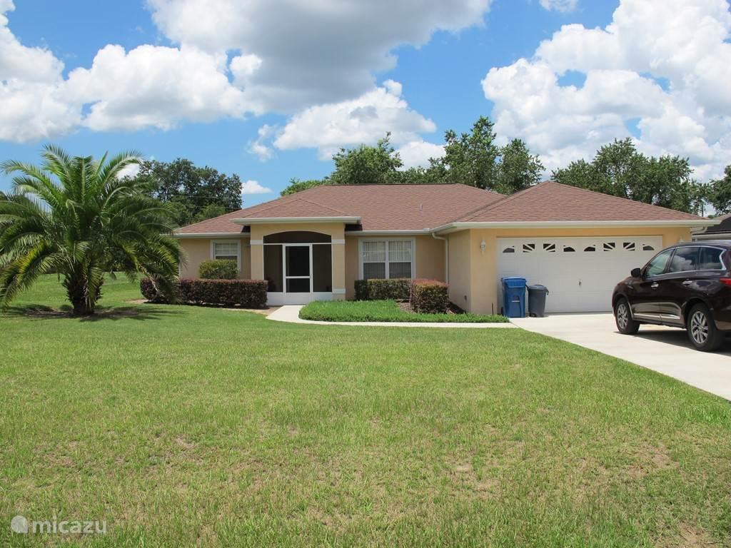Vakantiehuis Verenigde Staten, Florida, Inverness - villa Florida Paradise