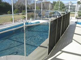 pool screen safe for children