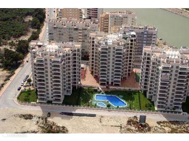 Vakantiehuis Spanje, Costa Blanca, Guardamar del Segura appartement Appartement Puerto Marino Guardamar