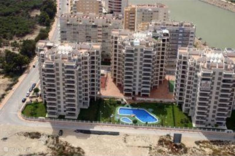 Vakantiehuis Spanje, Costa Blanca, Guardamar del Segura Appartement Appartement Puerto Marino Guardamar