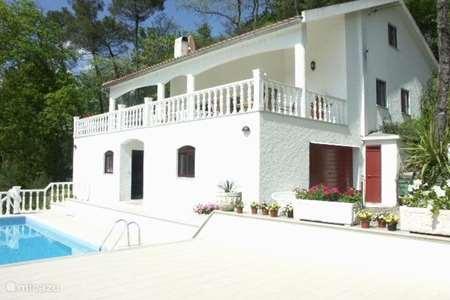 Vakantiehuis Portugal, Beiras, Casfreires – villa Casa Ospelia